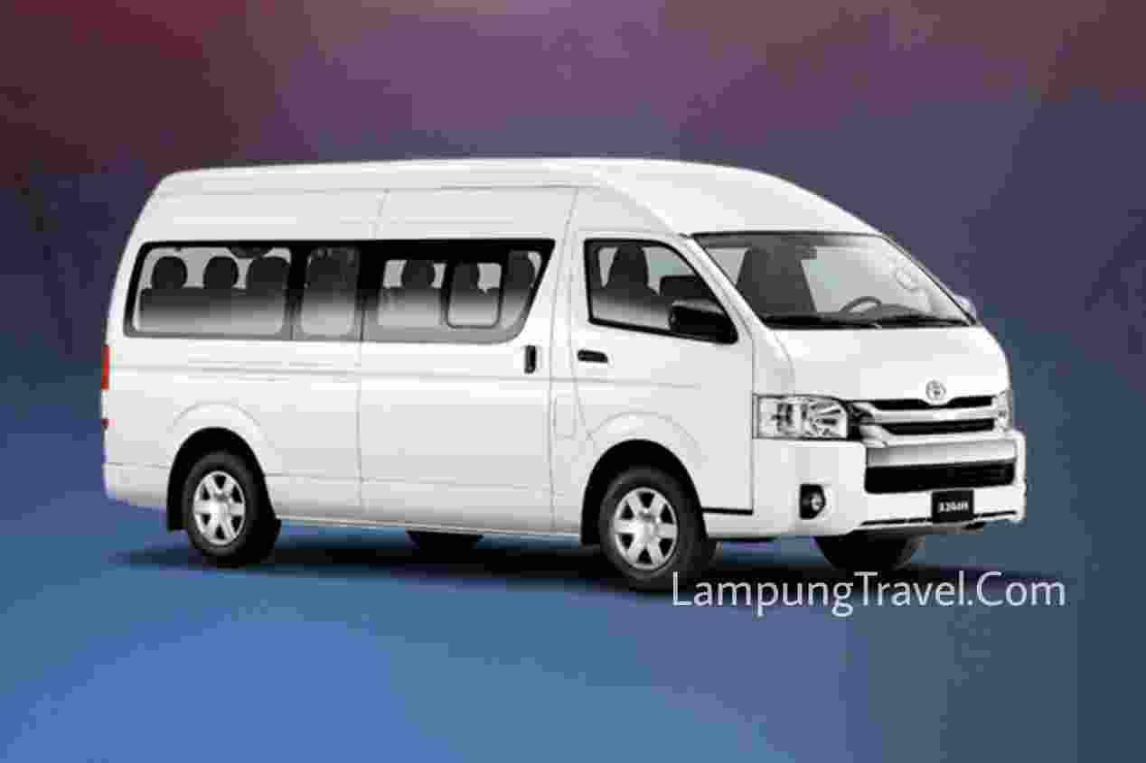 Travel Rajabasa Palembang