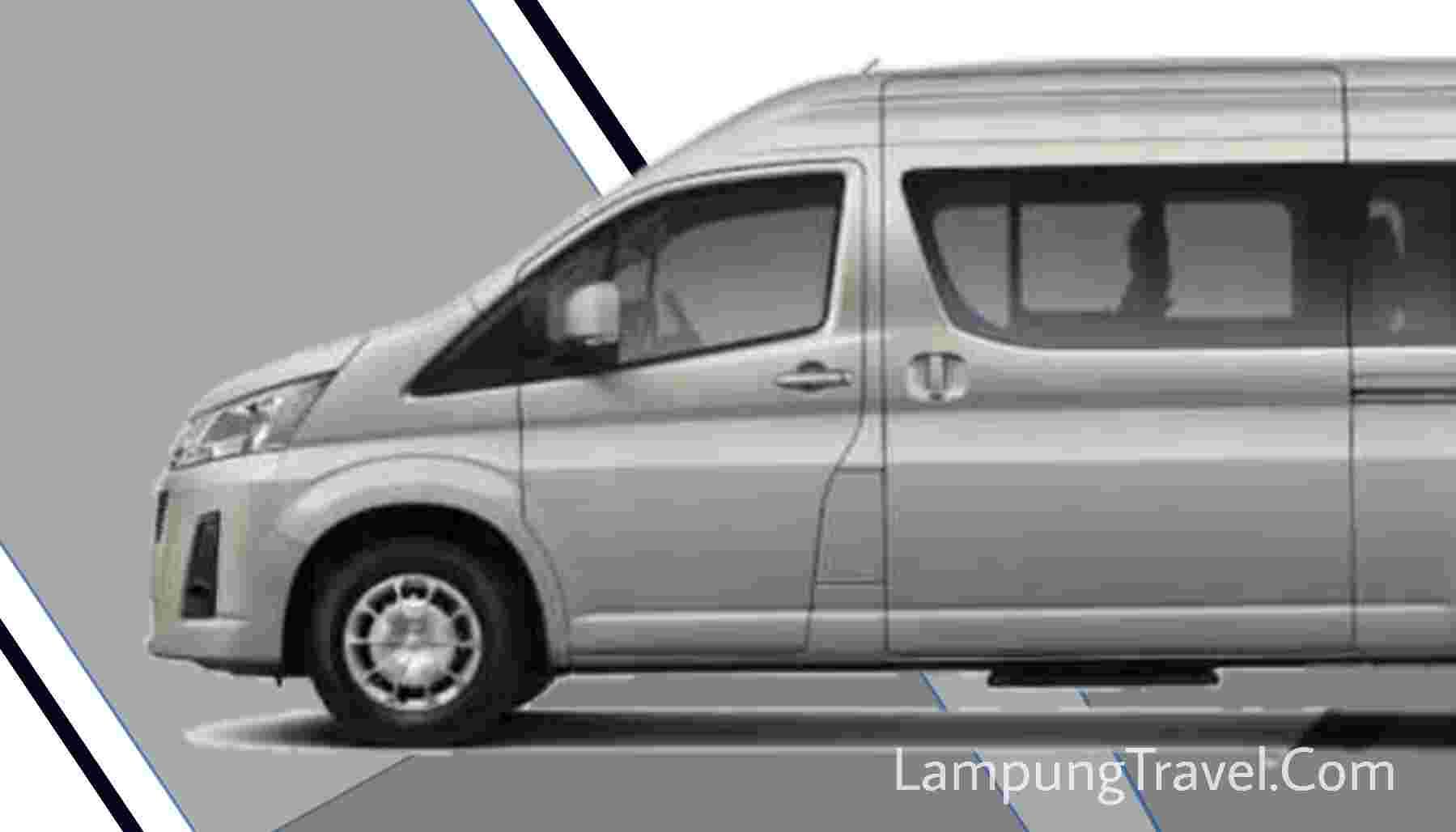 Travel Rajabasa Serpong