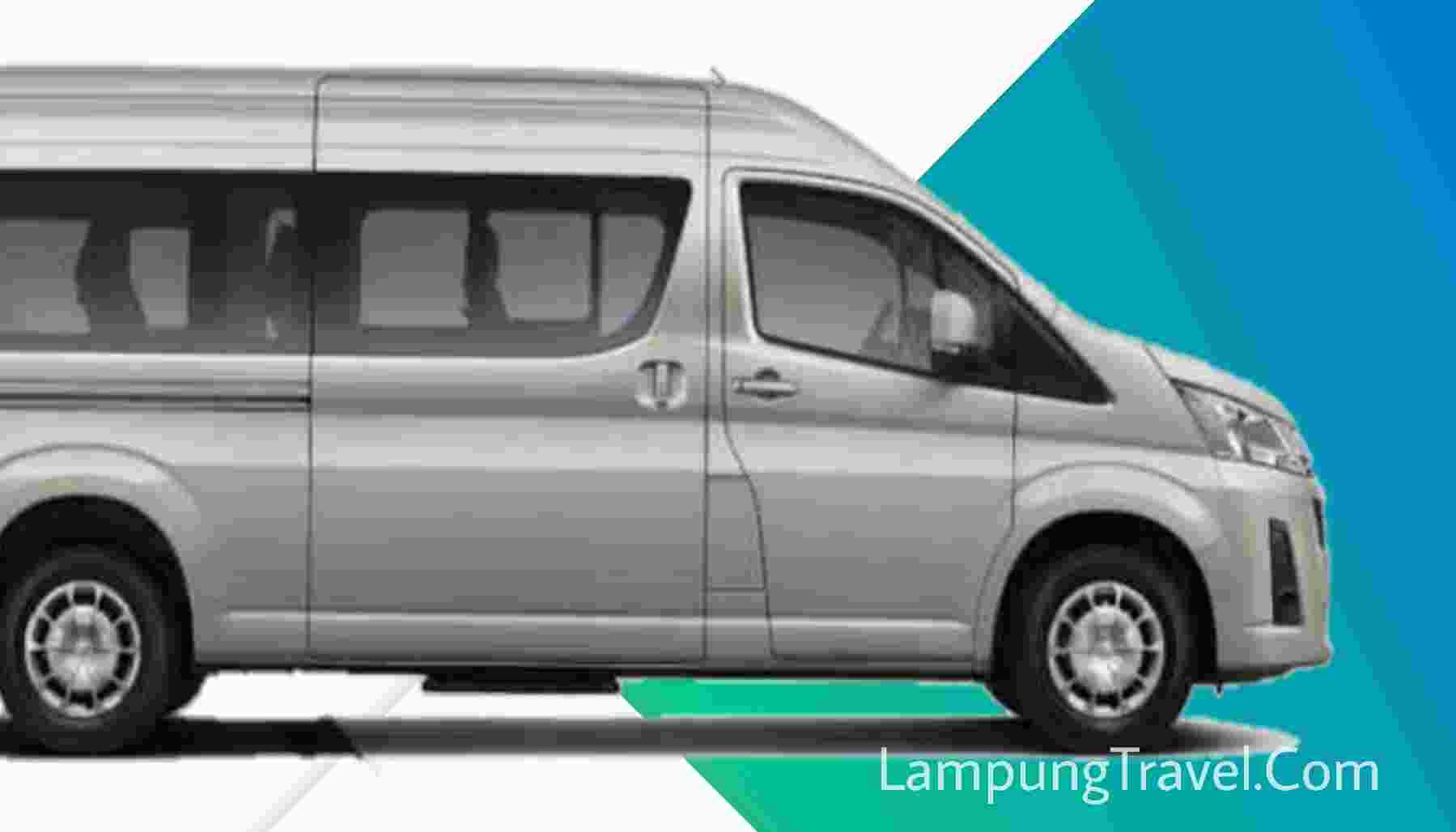 Travel Serpong Pringsewu Metro Lampung