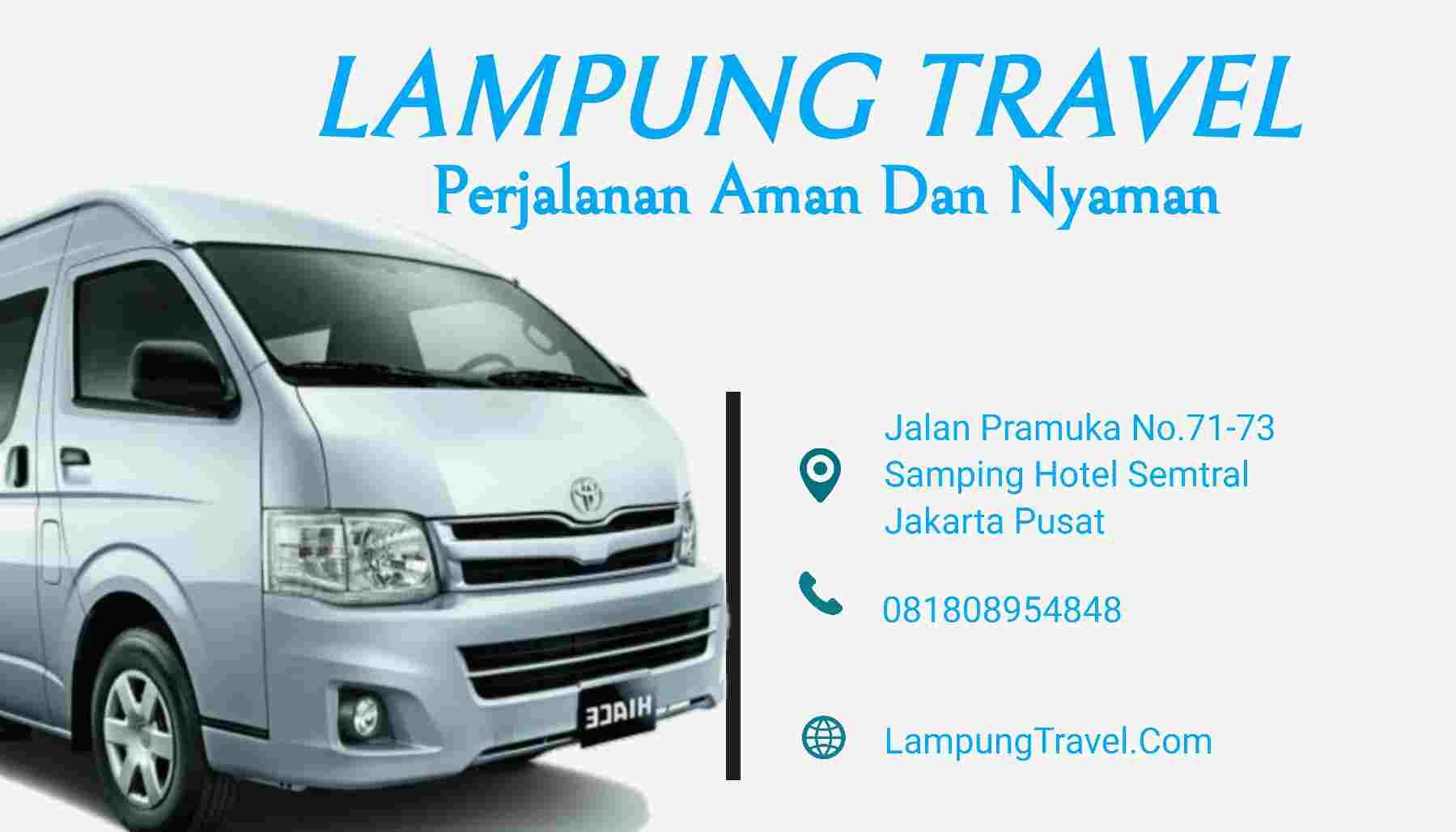 Travel Tangerang Pringsewu Branti Lampung