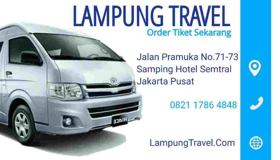 Travel Tanjung Karang Serpong