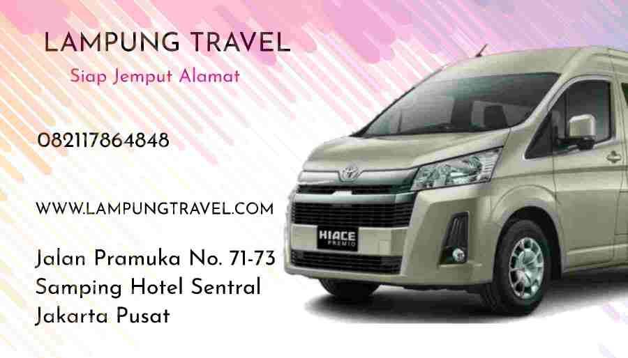 Travel Way Halim Palembang