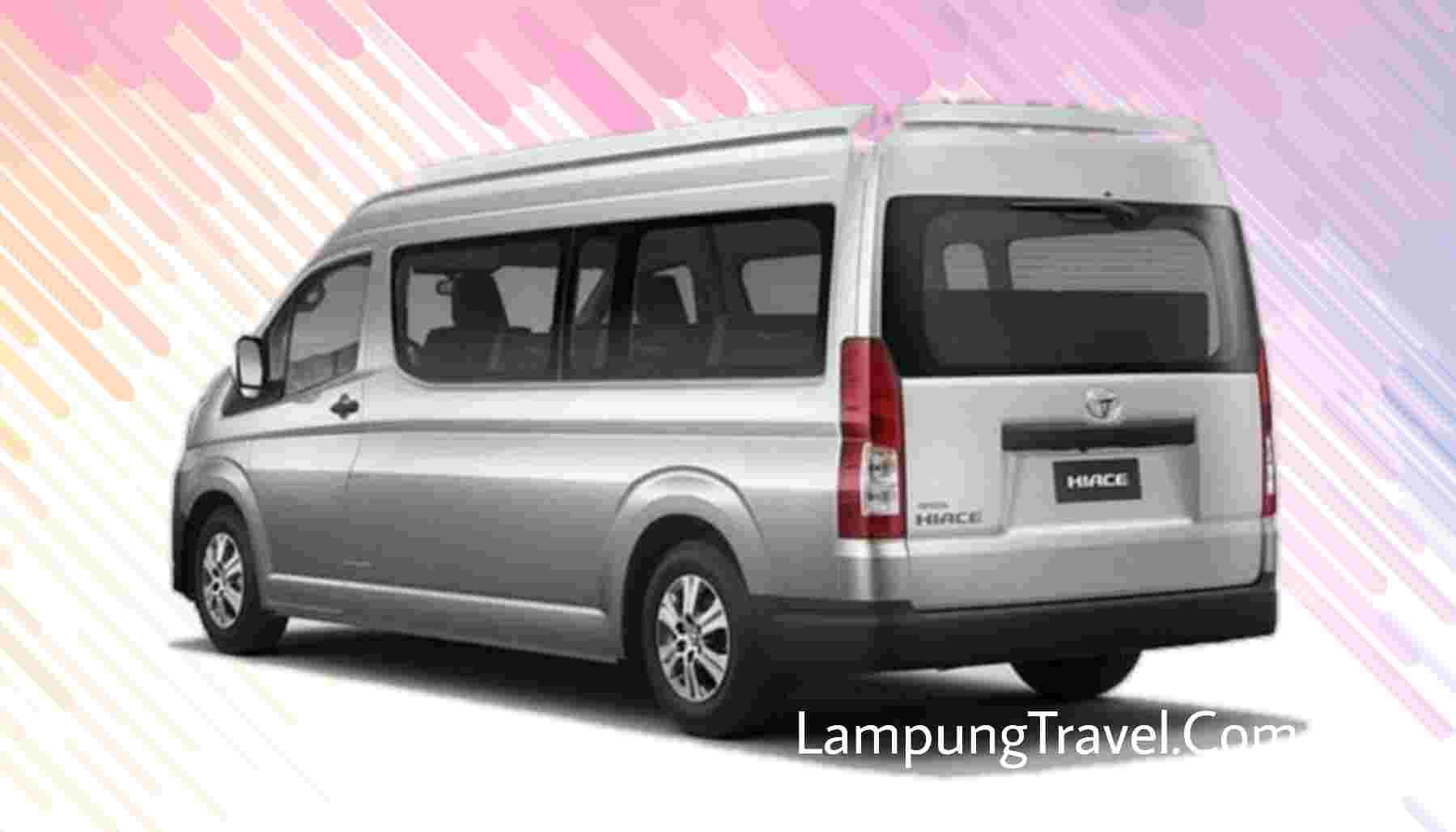 Travel Duren Jaya Metro Tanjung Karang Jemput Alamat