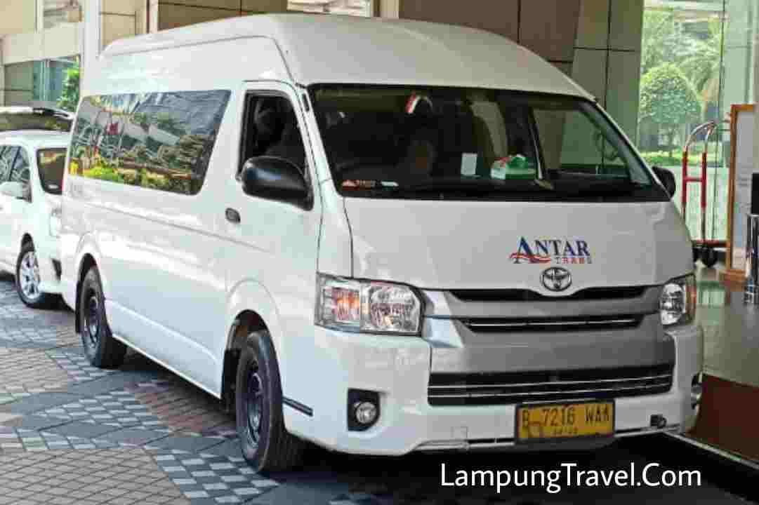 Travel Limo Depok Metro Tanjung Karang Tiket Murah