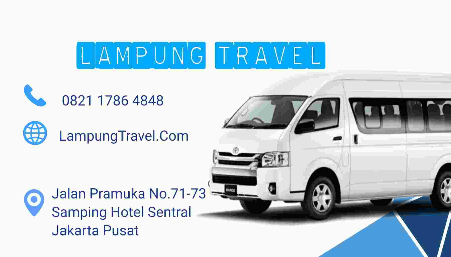 Travel Pancoran Pringsewu Tanjung Karang Order Disini