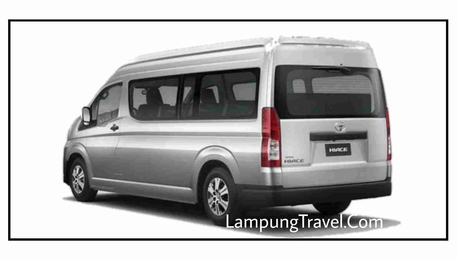 Travel Bantar Gebang Tanjung Karang Palembang