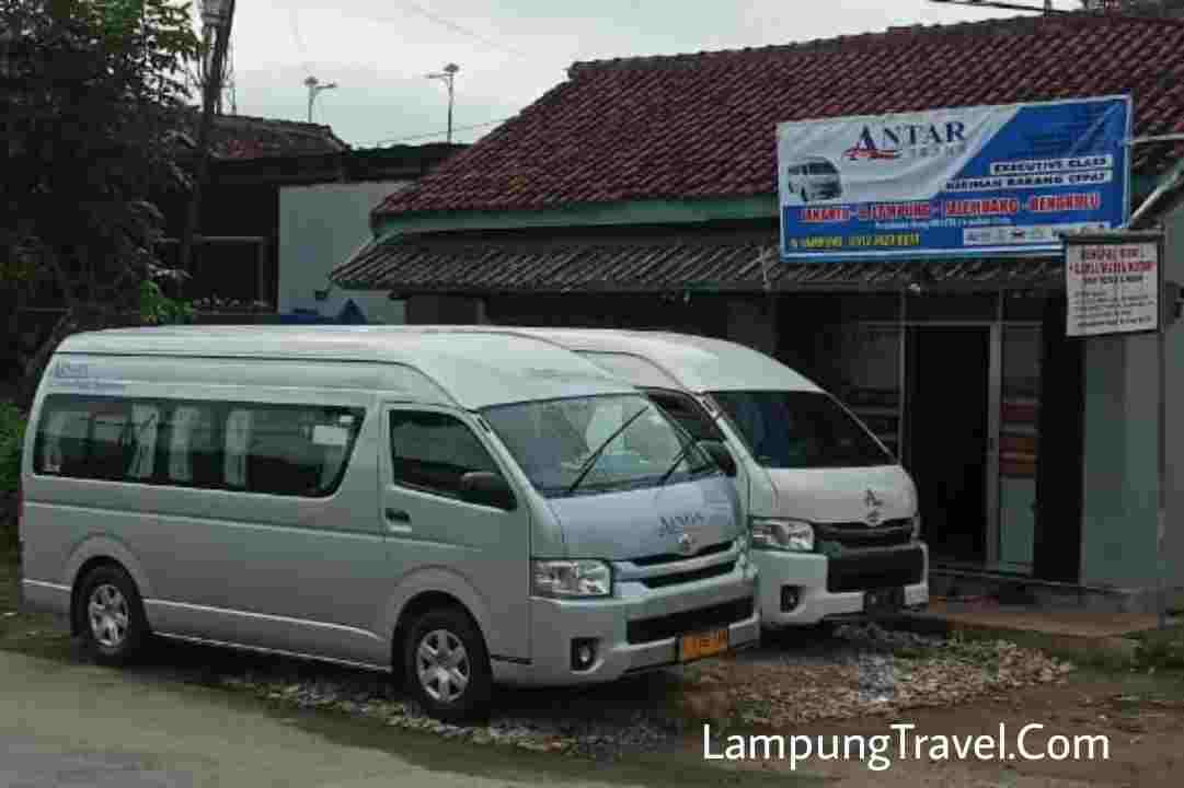 Travel Jaticempaka Bandar Jaya Palembang Baru