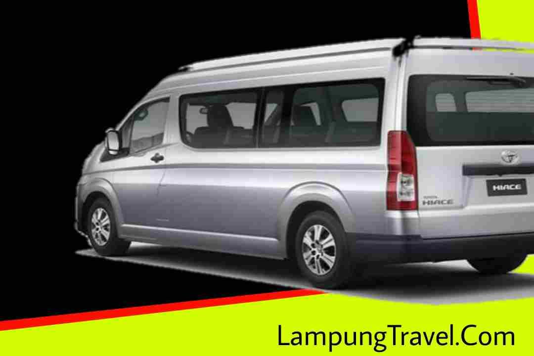 Travel Tamansari Jakarta Tanjung Enim Branti