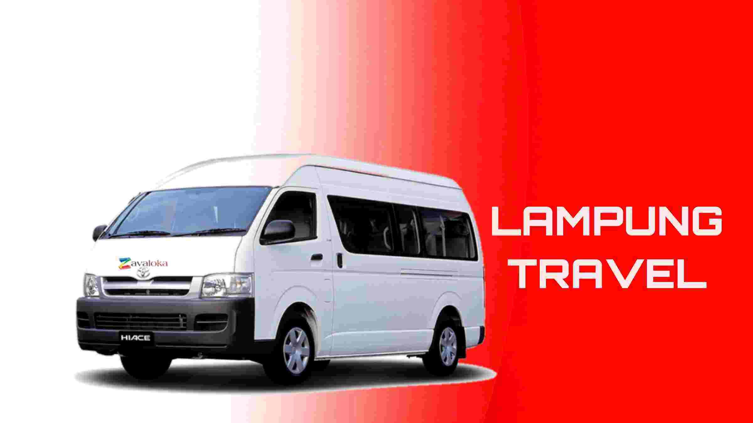 Travel Pesanggrahan Rajabasa Lampung