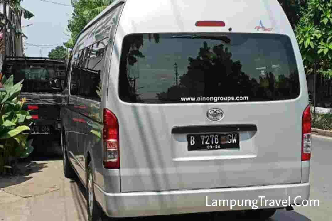 Travel Tebet Natar Lampung Pulang Pergi