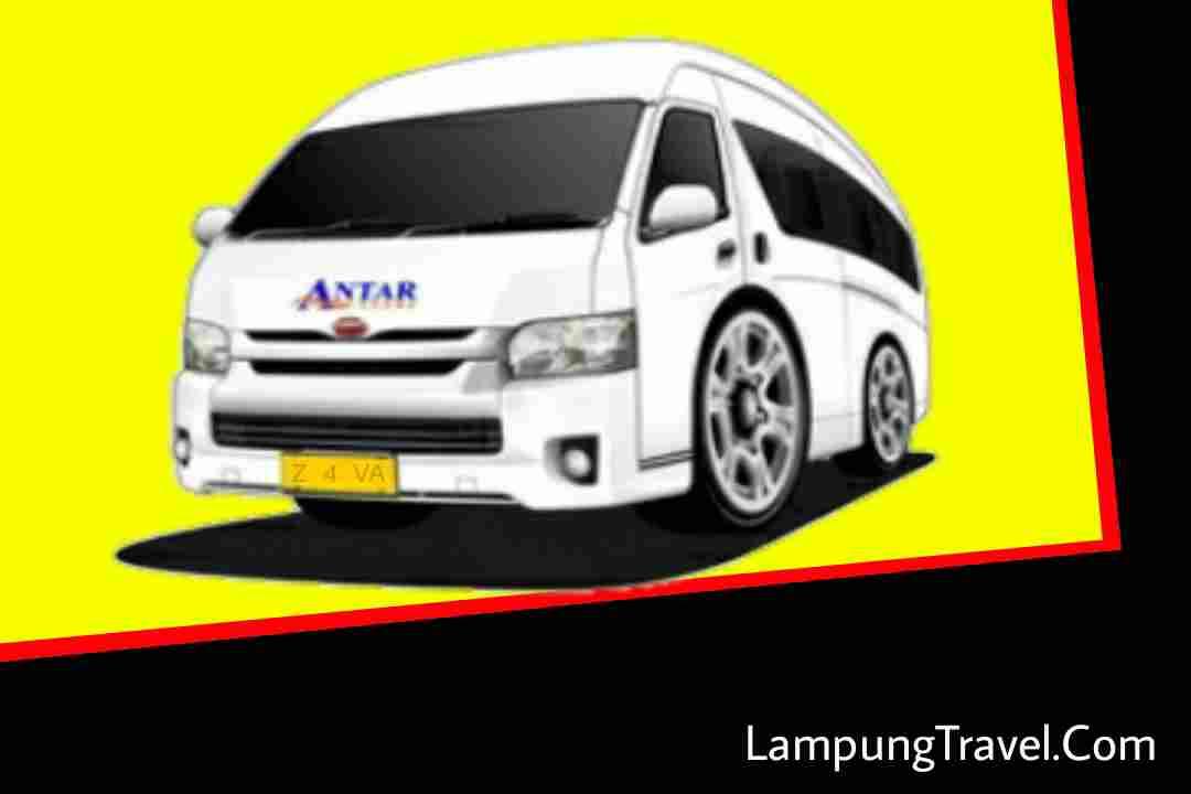 Travel Pahoman Krukut Depok Via Tol Lampung