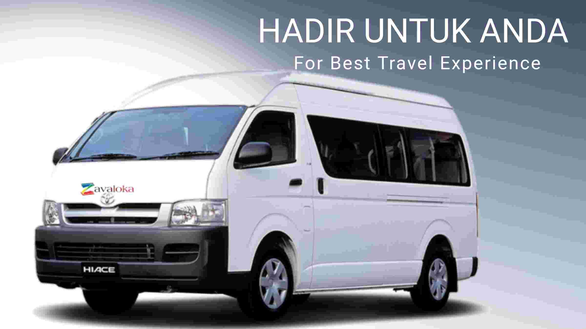 Travel Cikupa Bandar Jaya Antar Jemput