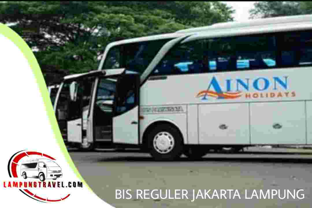 Bus Reguler Jakarta Lampung - Antar Trans