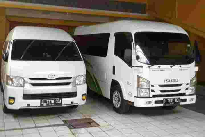 Travel Apartemen Kuningan City Lampung
