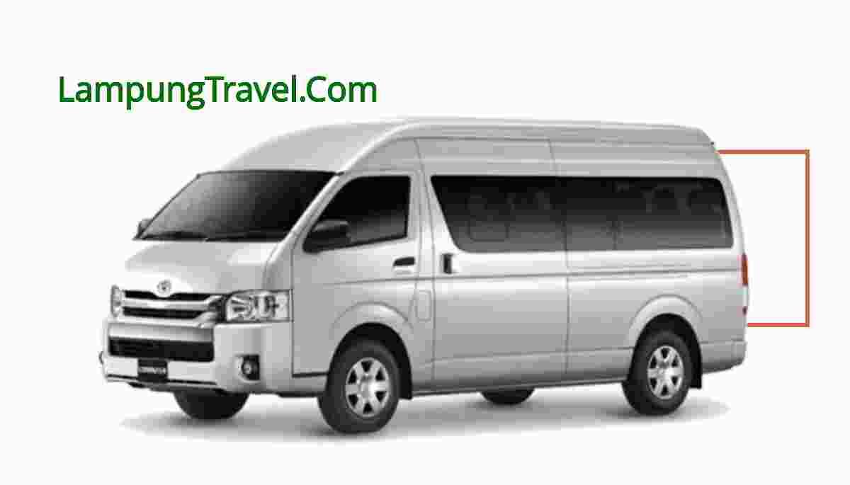 Travel Pekayon Curup Linggau Tiket Termurah