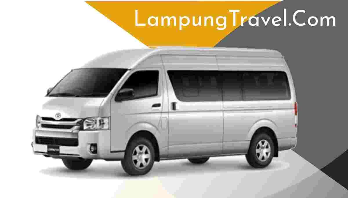 Travel Cibubur Krui Tiket Termurah