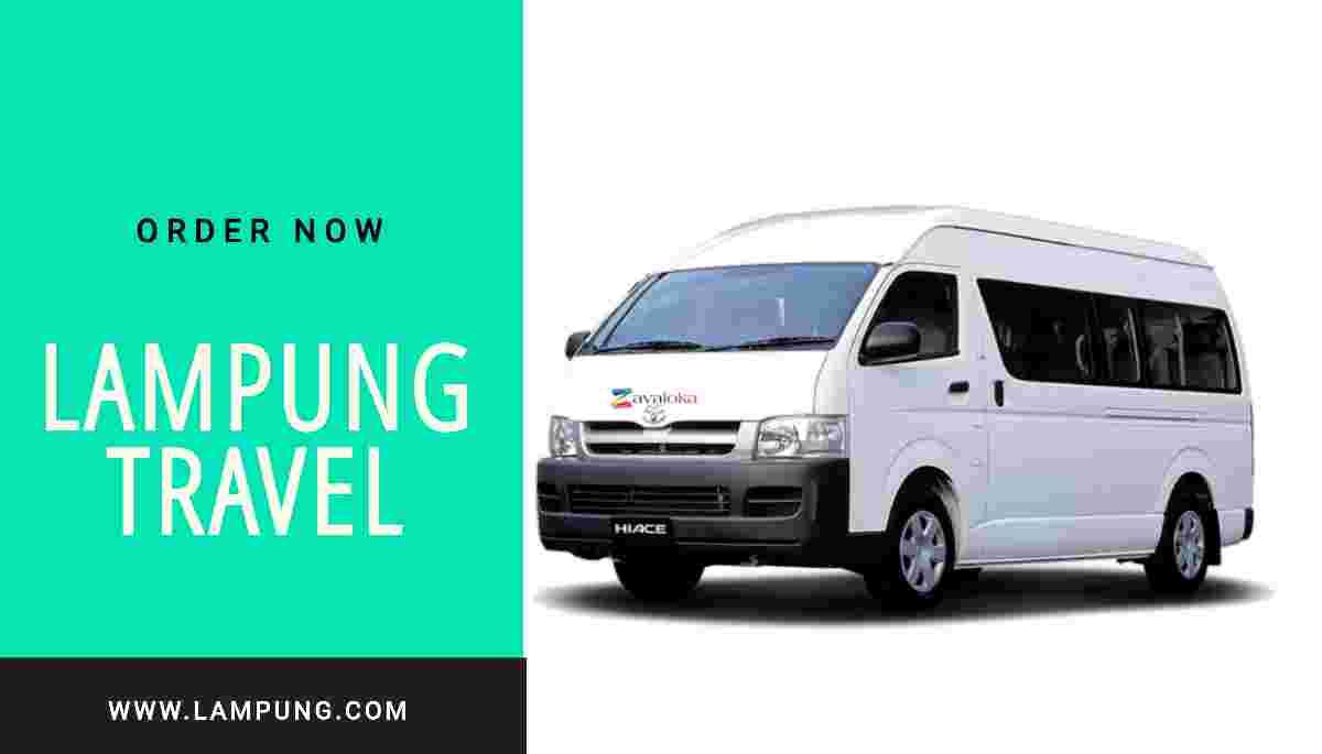 Travel Tangerang Liwa Order Sekarang